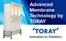 Toray advert / Pentair advert