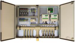 Bonnel control cabinet