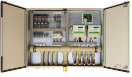Img bonnel control cabinet