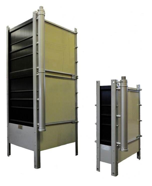 Image of Alfa Laval membrane filtration module.