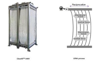 Kolon's Cleanfil LENA MBR products