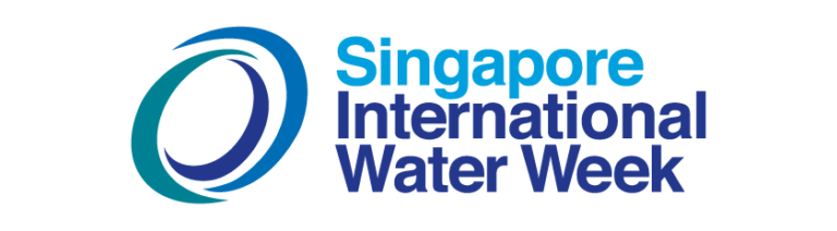 Logo for Singapore International Water Week 2021