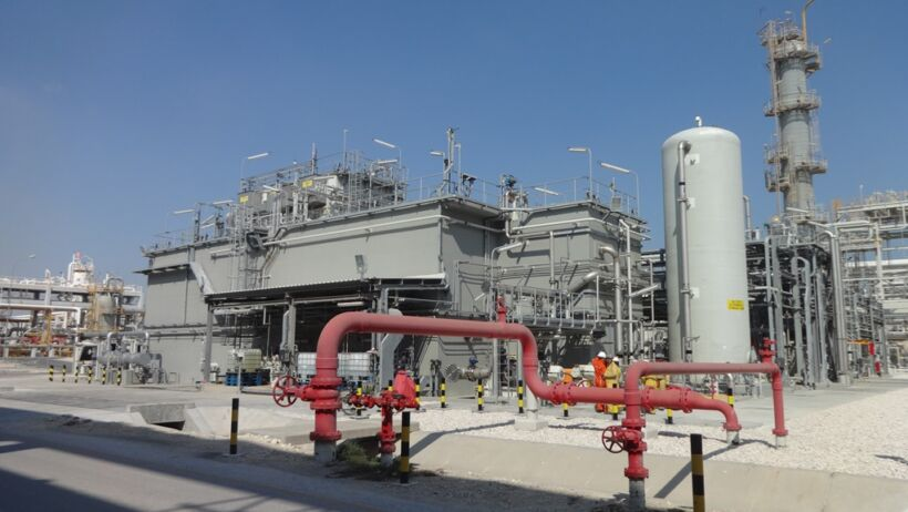 Qatargas completes works of the region's first wastewater treatment plant using membrane bioreactor technology | News April 16 Qatargas Completes Works Of Regions First Wwtp Using Mbr Technology