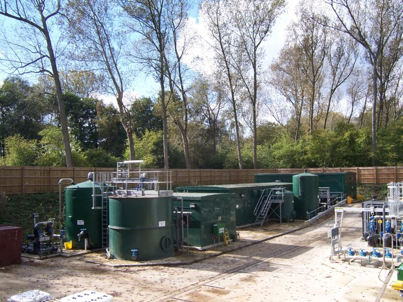 ACWA Services' new wastewater treatment works at Center Parcs Woburn Forest, UK | News Dec 16 Acwa Major  Mbr Upgrade Project Center Parcs Woburn Forest