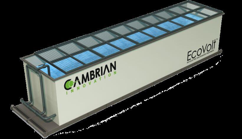 Cambrian Innovation's EcoVolt MBR | News July 15 Cambrian Innovation Unveils Ecovolt Mbr