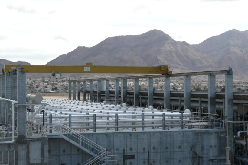 North Las Vegas WWTP | News July 15 North Las Vegas Wwtp Upgraded With Ge Leapmbr Technology
