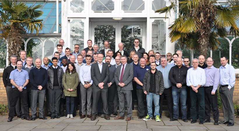 Jacopa staff attend launch of new company at Birmingham Botanical Gardens | News March 15 Ovivo Sells Its Uk Municipal Business To Inhouse Team