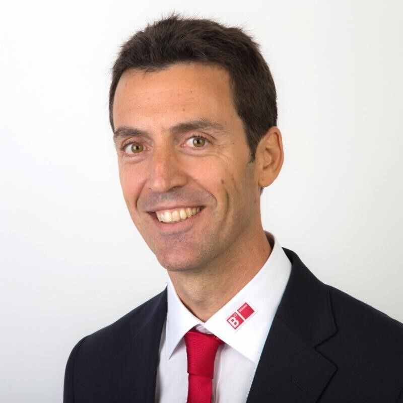 Berghof Membranes' new Global Sales Director Antonio Sempere | Sept 2020 berghof new global sales director antonio sempere