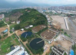 The wastewater treatment plant in Fujian Province | News 2020 M Nadir largest order Fujian