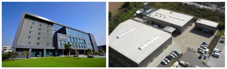 Supratec's advanced manufacturing facilities in Shanghai, China and Simmern/Hunsrück, Germany | news_supratech acquires newterra_april 2021_fig 1b.png