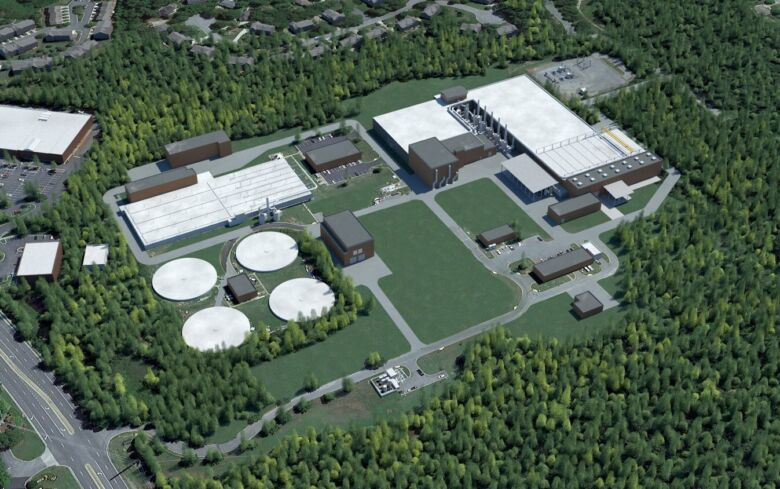 Big Creek Water Reclamation Facility in Fulton County, GA, USA will be one of the largest in North America when it goes online   News kubota big creek