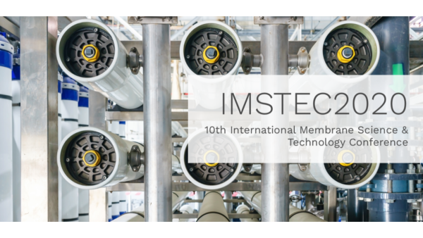 IMSTEC 2020: Bushfires, coronavirus and, of course, membranes