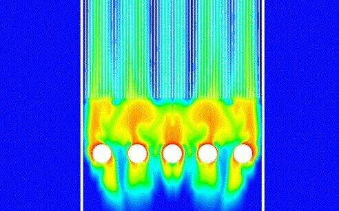 CFD image from AM Team